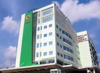 LOKER Programmer CHARITAS HOSPITAL PALEMBANG MARET 2019