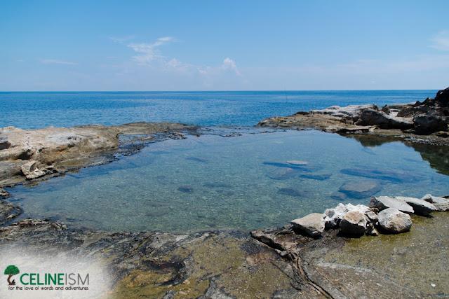 natural pool in onse islas
