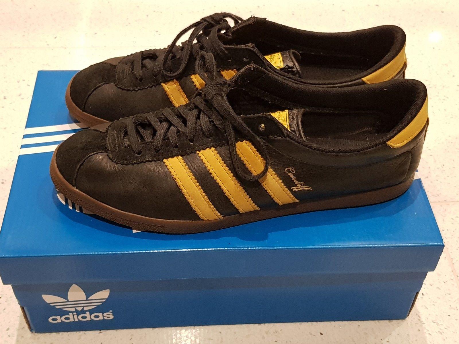 emocionante lanzadera Gato de salto  Adidas Cardiff 1/500 Deadstock For Sale | Vintage1500