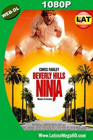 Un ninja en Beverly Hills (1997) Latino HD WEB-DL 1080P ()