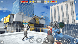 AWP Mode: Jogo de tiro online em 3D v 1.5.0 apk mod MUNIÇÃO INFINITA