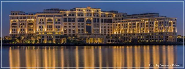 Palazzo Versace em Dubai, nos Emirados Árabes