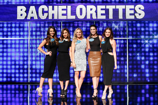 Celebrity Family Feud - Bachelors vs Bachelorettes Sneak ...