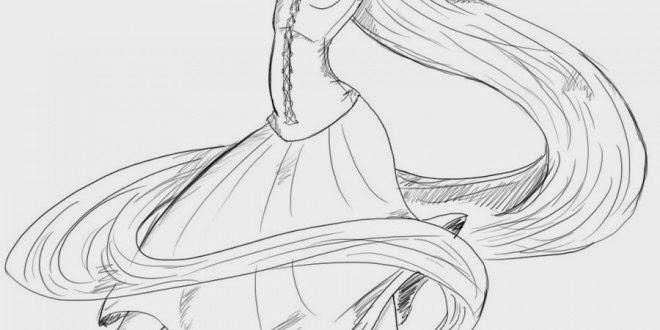 Tangled Rapunzel coloring.filminspector.com