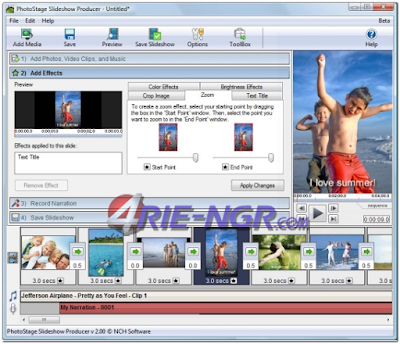 PhotoStage Slideshow Producer Professional 3.45 Full Terbaru