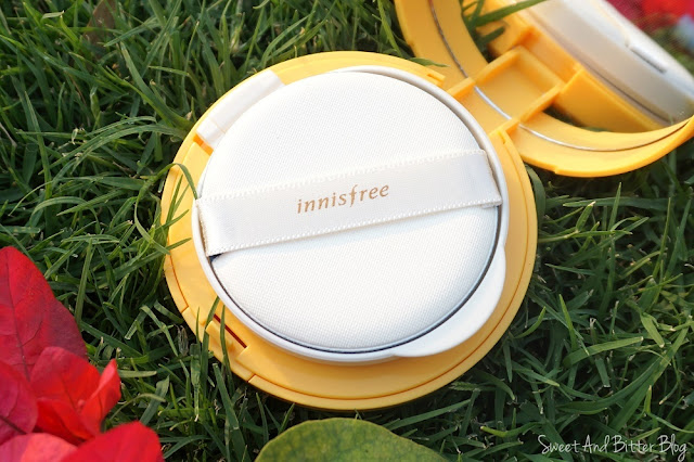 Innisfree Cushion Foundation with SPF 34 PA ++