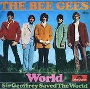 World - Bee Gees