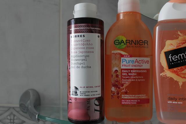Shower, Beauty, Korres, Korres Showergel, Shower Gel, Showergel, Korres Japanese Rose, Korres Japanese Rose Showergel, Beauty Review, Review