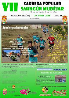 Carrera Sahagun Mudejar 2018