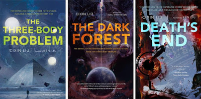 Remembrance of Earth's Past Trilogy – A Mind-Blowing Science-Fiction Epic