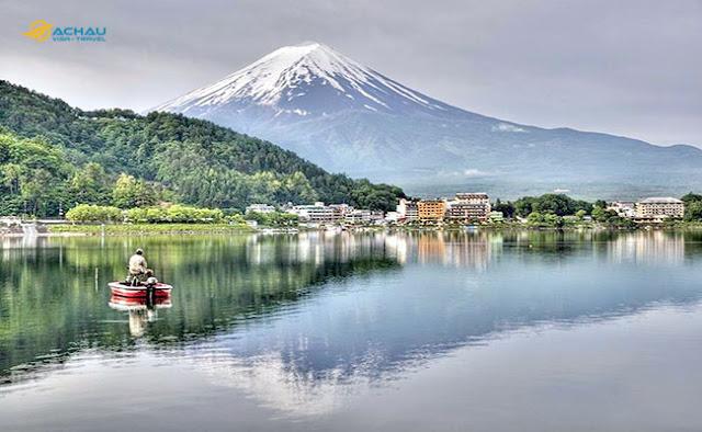 Những địa điểm chụp hình đẹp nhất khi du lịch Nhật Bản