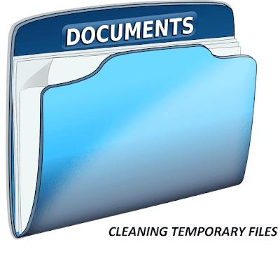 cara hapus file sampah di laptop windows