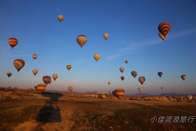 土耳其-卡帕多奇熱氣球
