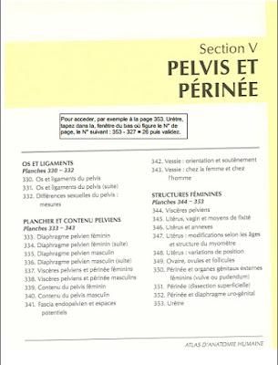Télécharger Livre Gratuit Atlas - Anatomiques PELVIS Périnée pdf