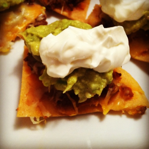 World's Best Nachos