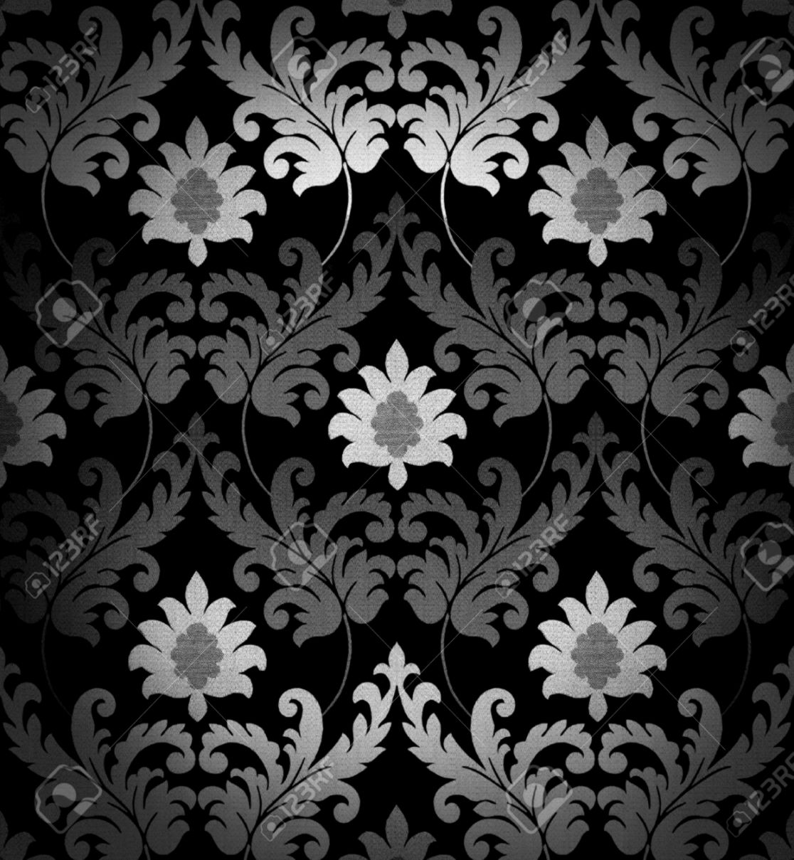 Black And White Vintage Photography Background Wallpaper