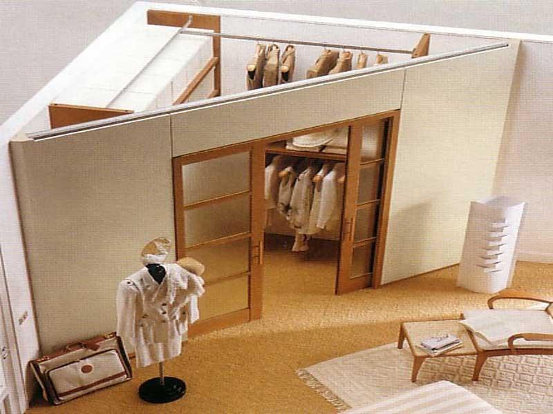 Dimensioni Minime Di Una Cabina Armadio : La cabina armadio quando conviene realizzarla edilizia in un click