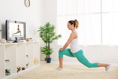 Ejercicios para bajar de peso en casa, eliminar la pereza