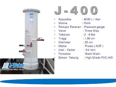 Filter Air J-400 Surabaya