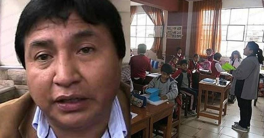 SUTEP insiste aumento de sueldo a S/. 4,150 para docentes