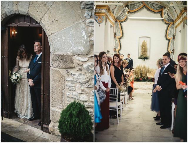 boda huesca immacle vestido novia boho folk wedding plumeti