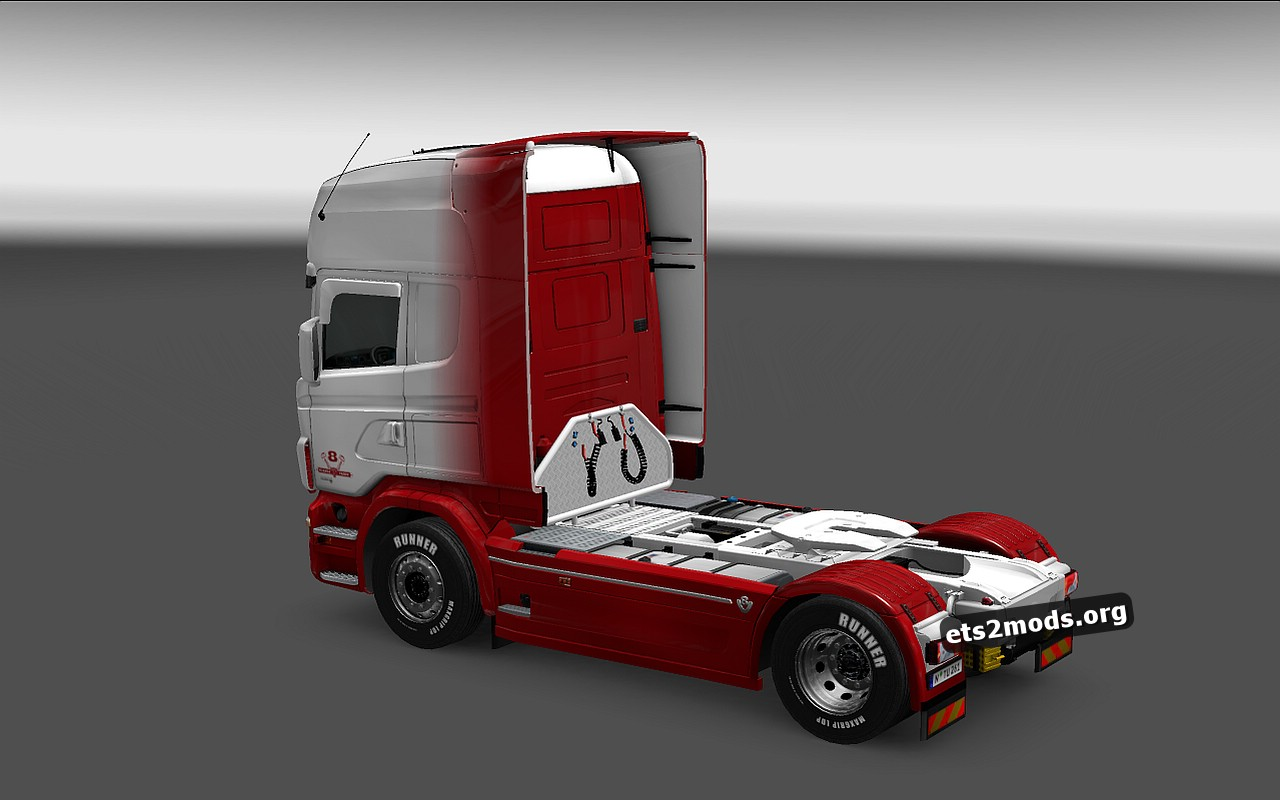 Mulder Skin for Scania RJL
