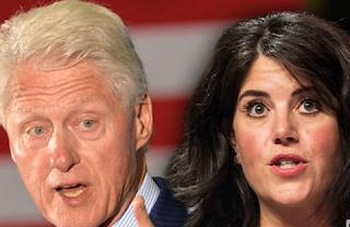 Return Of The Semen Stained Dress! Bill's 'Secret Son' Begs Lewinsky For DNA Sample