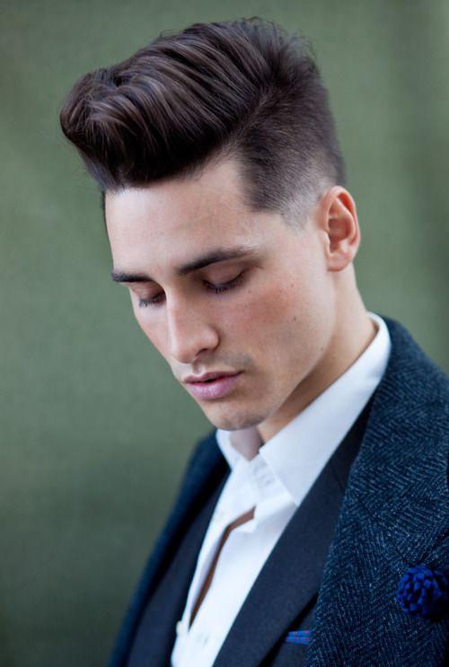 Peinados para hombre formal