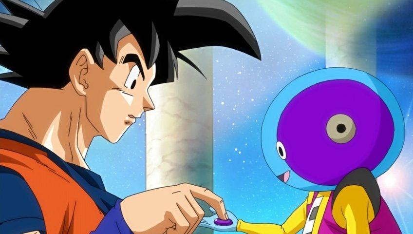 Dragon Ball Super - Episódio 55