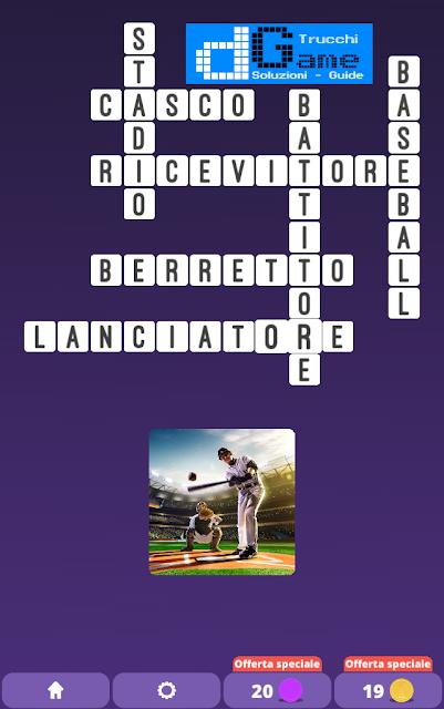 Soluzioni One Clue Crossword livello 14 schemi 10 (Cruciverba illustrato)  | Parole e foto