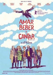 Cartel: Amar, beber y cantar (2014)