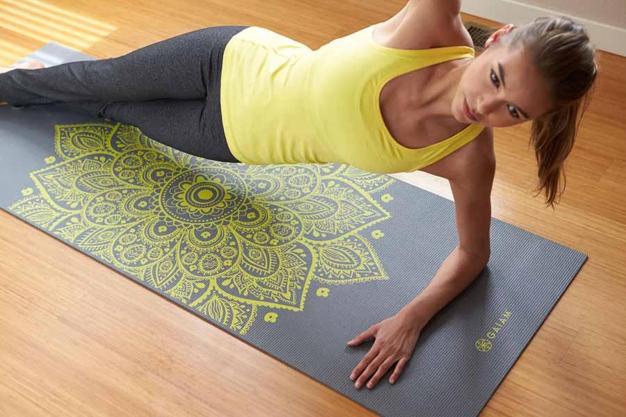 Kinh nghiệm chọn mua thảm tập Yoga