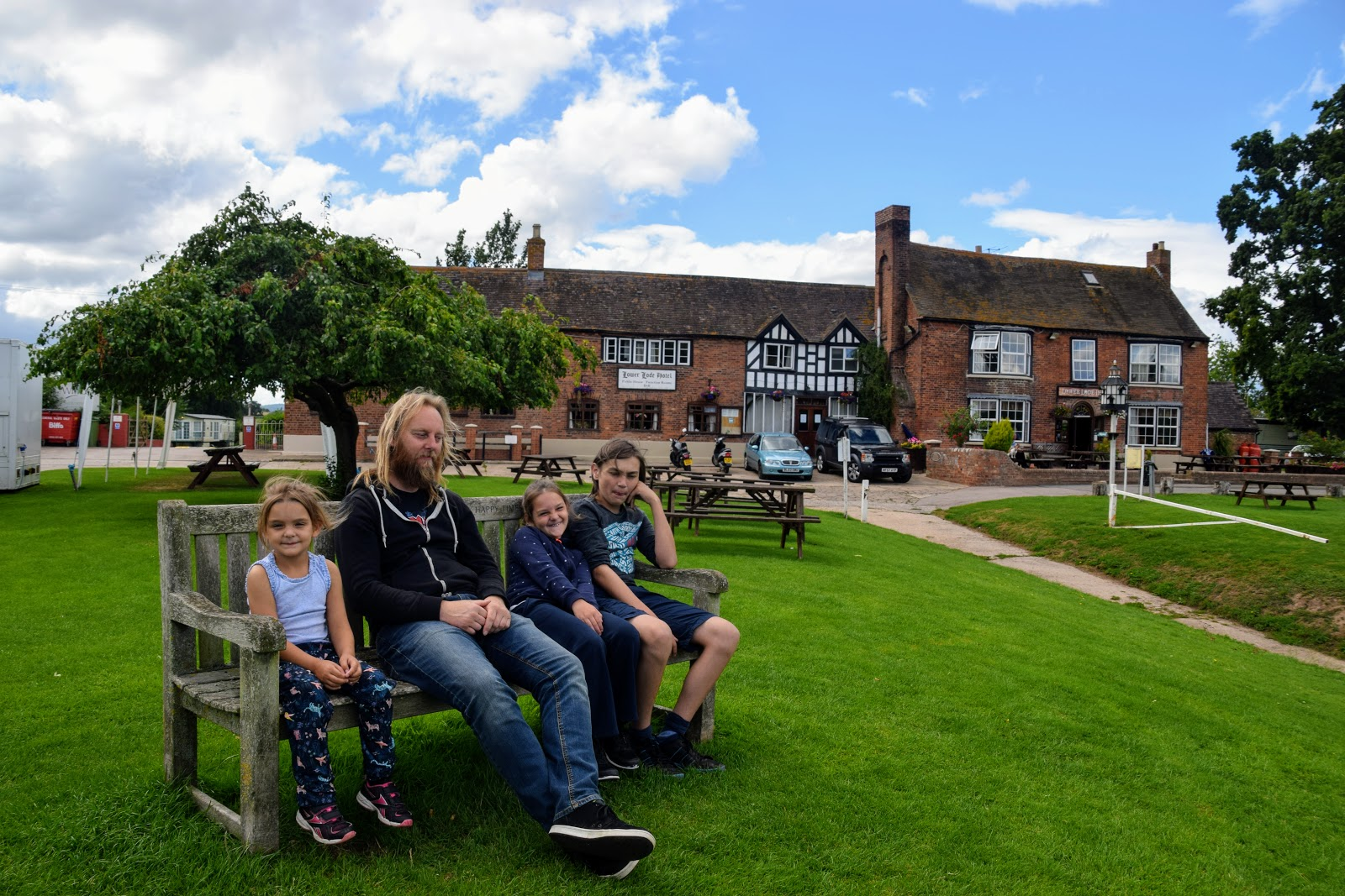 , A Surprise Stay at the Lower Lode Inn, Tewkesbury