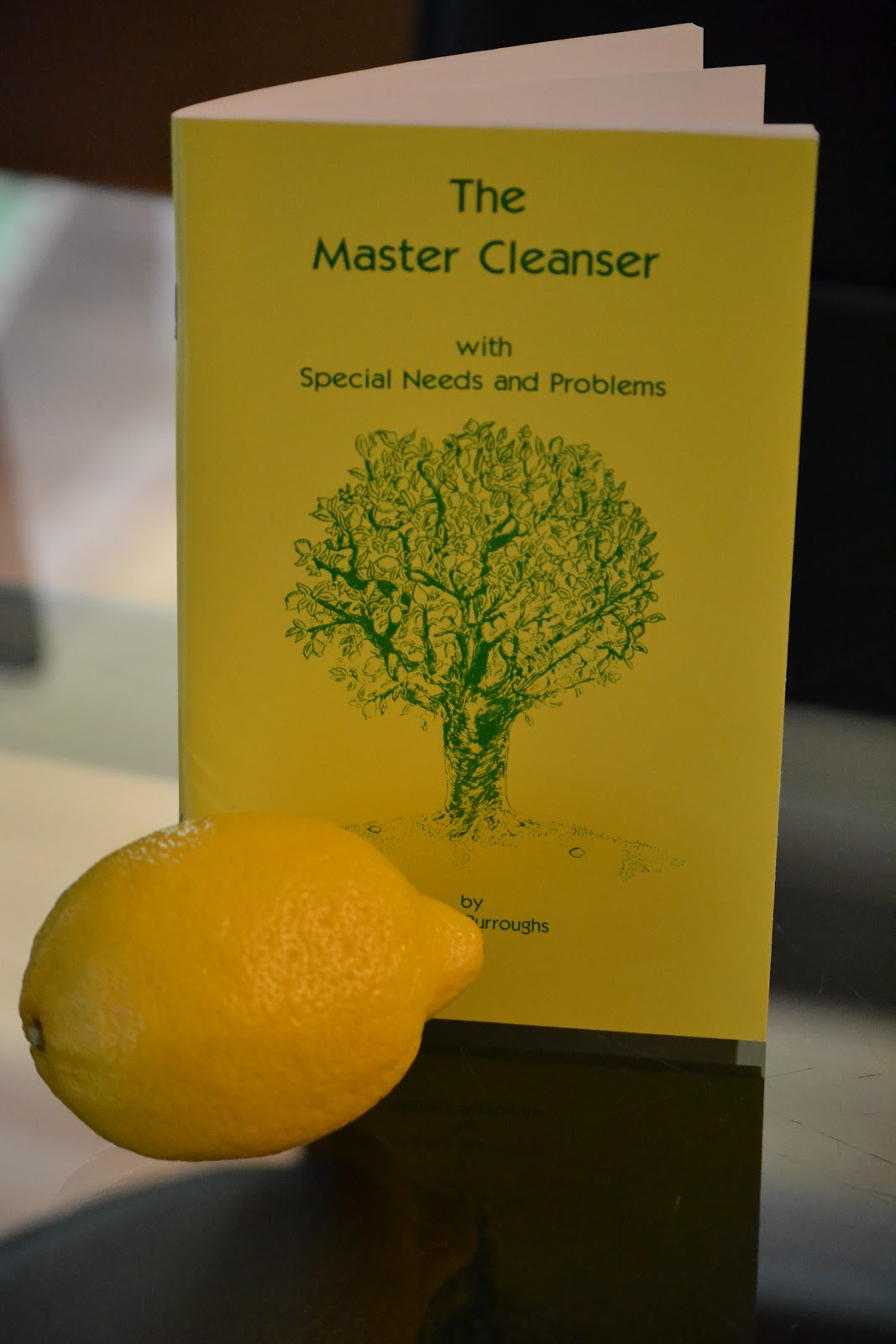 Breaking The Master Cleanse Quite Contemporary