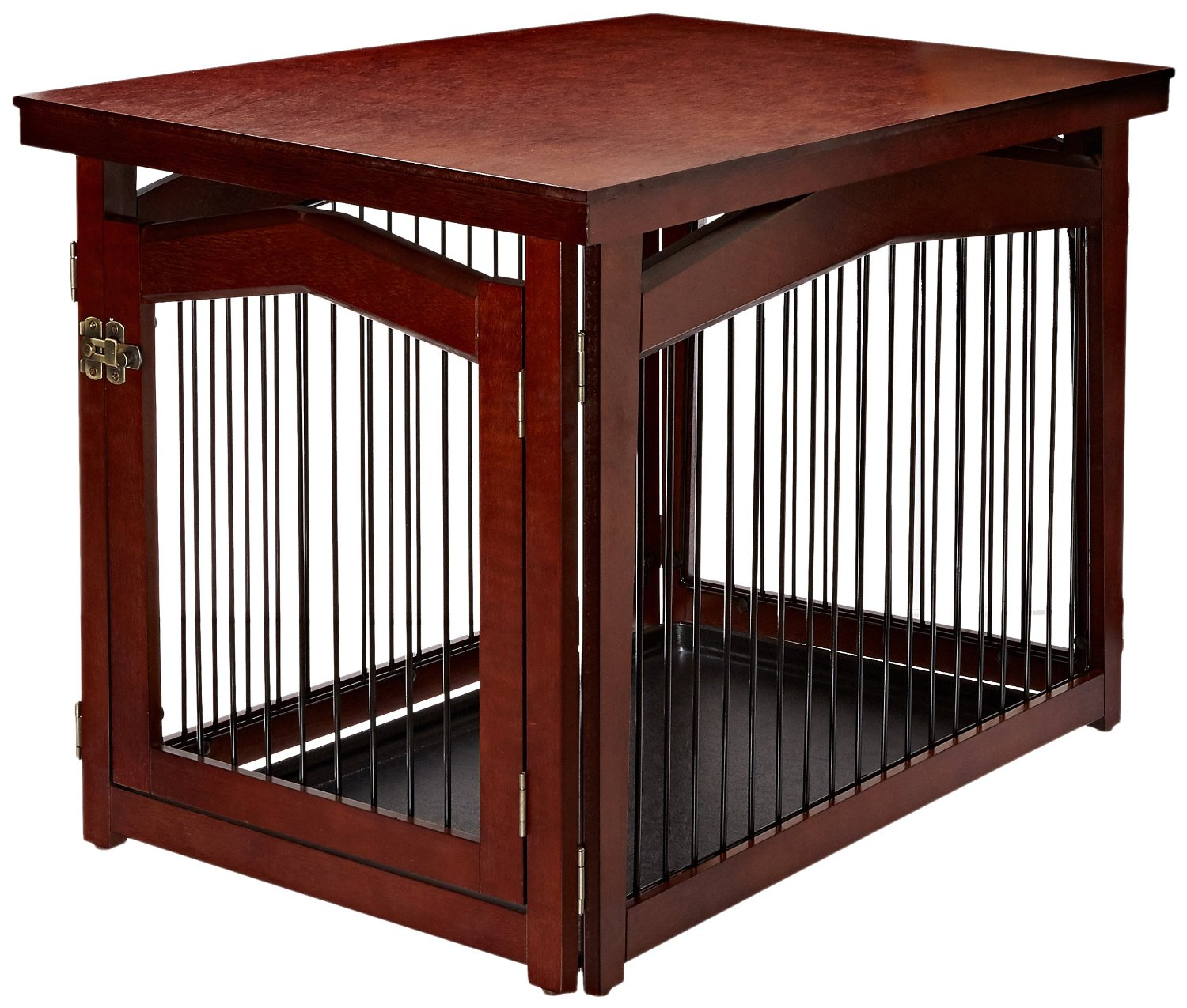 Total fab dog crates that look like furniture pieces Wooden crates furniture