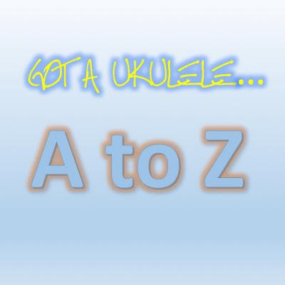 ukulele a to z