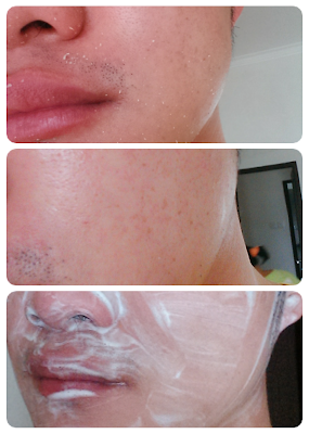 Exfoliating Gel Battle : Brightening Gel (Whoo), White Ginseng Exfoliating Gel (Sulwhasoo), Ibuki Perfection(Shiseido)