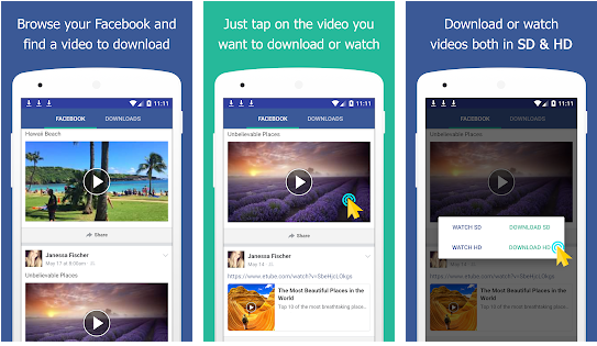 7 Aplikasi Untuk Download Video Facebook di Android Gratis