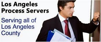 legal process server in los angeles