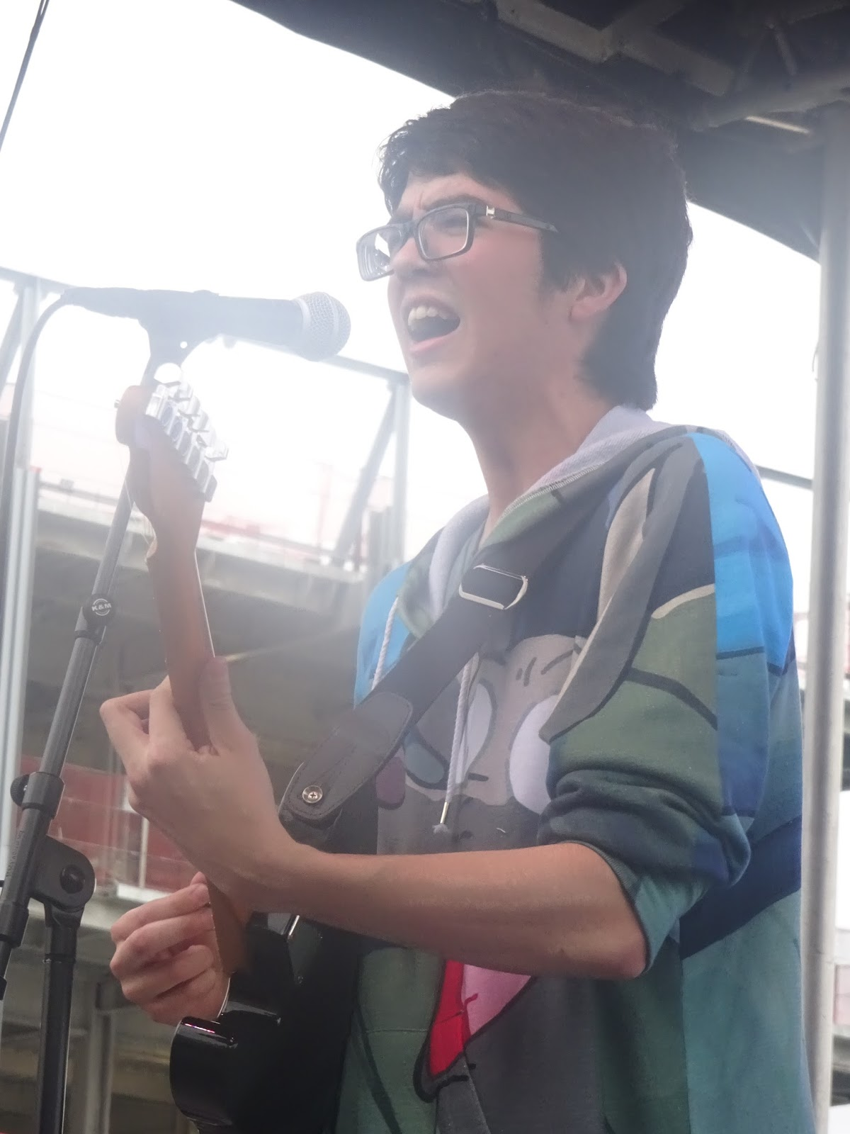 Car Seat Headrest Is Originally From Leesburg Virginia But Currently Based Out Of Seattle Washington Led By Vocalist Guitarist Will Toledo
