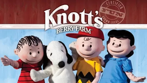 Knott's Berry Farm Admission