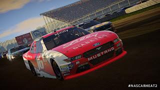 NASCAR Heat 2 Xbox 360 Wallpaper