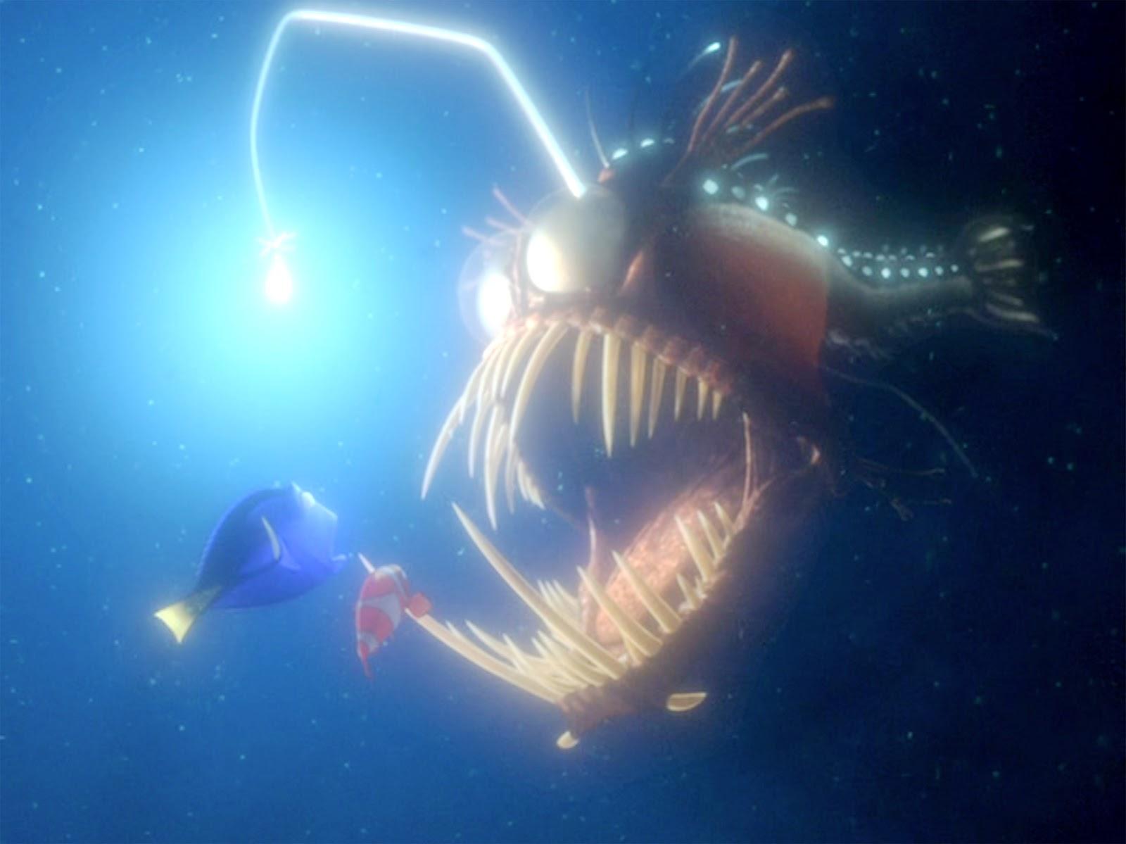 Finding nemo light the image kid has it for Nemo light fish