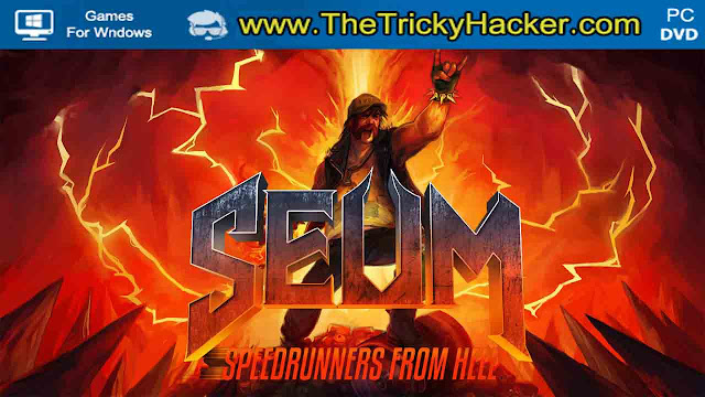 SEUM Speedrunners from Hell Free Download Full Version Game PC