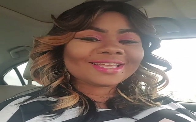 Fans Attacked Gifty Osei Over Her Excessive MakeUp [Video]