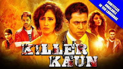 Killer Kaun 2018 Hindi Dubbed WEBRip 480p 300mb x264
