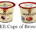 FREE Brown Cow Yogurt Cups at Tops Markets!