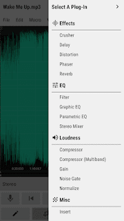 WaveEditor for Android Pro v1.62 Apk Is Here!