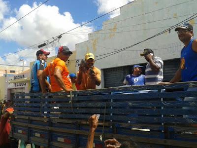 Prefeitura de São Paulo do Potengi distribuiu o peixe na manhã ...