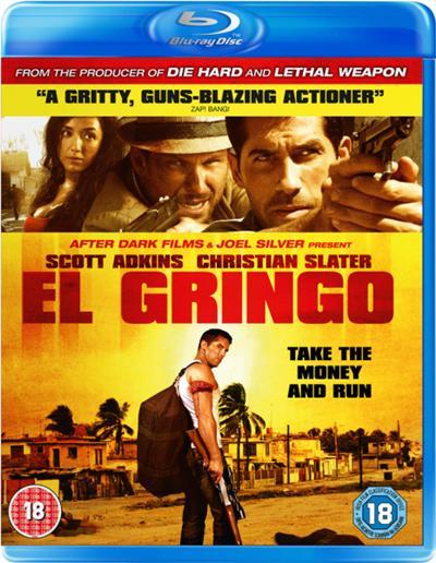 El Gringo 1080p HD MKV Latino